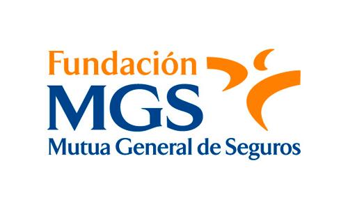 Clínica Europea de Fisioterapia y Osteopatía: MGS fundación, logo